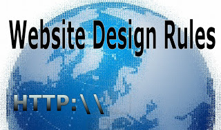 Rules of Website Design
