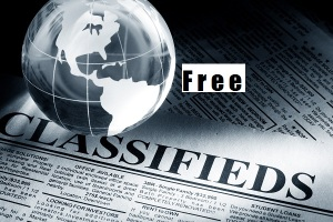 Free Classified Ad